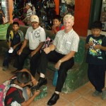 Shoe Shine In Panama