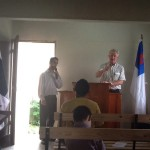 Teaching Bible College In Panama