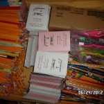 Thousands Of Tracts Pencils Pens Toothbrushes For Children Guyana